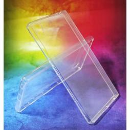 Sony Xperia Z5 Premium - Gumiran ovitek (TPUA) - prosojen