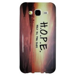 Samsung Galaxy J5 - Gumiran ovitek (TPUP) - H.O.P.E.