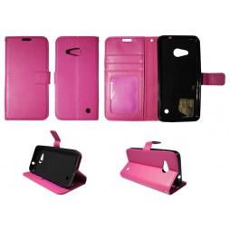 Microsoft Lumia 550 - Preklopna torbica (WLG) - roza