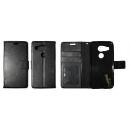 LG Nexus 5X - Preklopna torbica (WLG) - črna