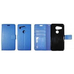 LG Nexus 5X - Preklopna torbica (WLG) - modra