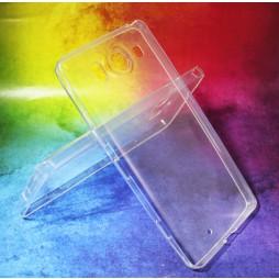 Microsoft Lumia 950 - Gumiran ovitek (TPUA) - prosojen
