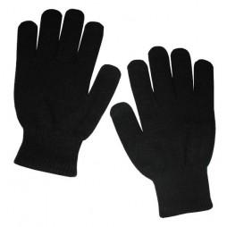Rokavice za kapacitivni zaslon,moške - črne