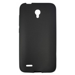 Alcatel Go Play - Gumiran ovitek (TPU) - črn SLine