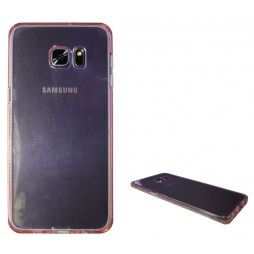 Samsung Galaxy S6 Edge Plus - Gumiran ovitek (TPUD) - rob roza