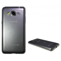 Samsung Galaxy Grand Prime - Gumiran ovitek (TPUD) - rob bel
