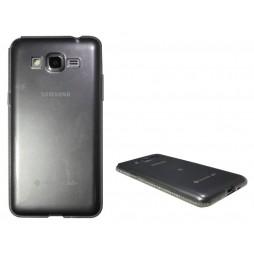 Samsung Galaxy Grand Prime - Gumiran ovitek (TPUD) - rob siv