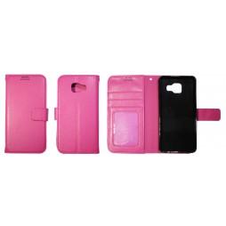 Samsung Galaxy A3 (2016) - Preklopna torbica (WLG) - roza