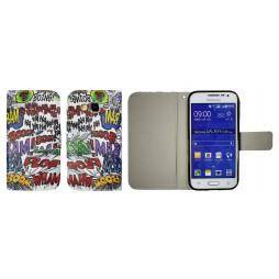 Samsung Galaxy Core Prime - Preklopna torbica (WLGP) - Boom bam