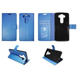 LG V10 - Preklopna torbica (WLG) - modra