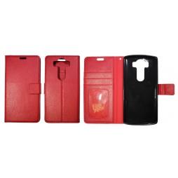 LG V10 - Preklopna torbica (WLG) - rdeča