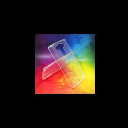 LG V10 - Gumiran ovitek (TPUA) - prosojen