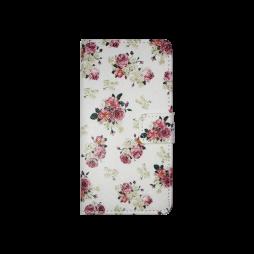 Sony Xperia M5 - Preklopna torbica (WLGP) - Flowers