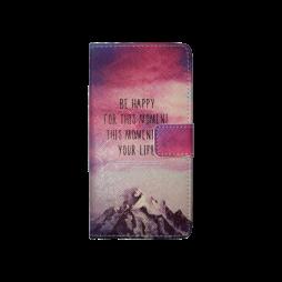 Sony Xperia M5 - Preklopna torbica (WLGP) - Happy