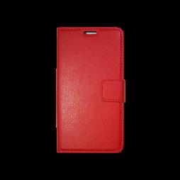 Sony Xperia M5 - Preklopna torbica (WLG) - rdeča