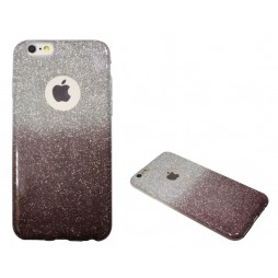 Apple iPhone 6/6S - Gumiran ovitek (TPUB) - kavna