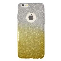 Apple iPhone 6/6S - Gumiran ovitek (TPUB) - rumena