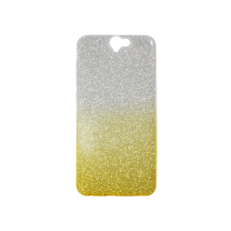 HTC One A9 - Gumiran ovitek (TPUB) - rumena
