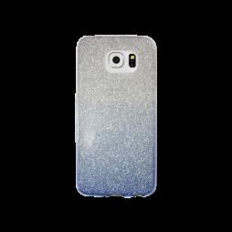 Samsung Galaxy S6 - Gumiran ovitek (TPUB) - modra