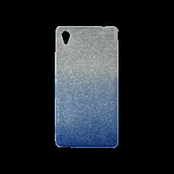 Sony Xperia M4 Aqua - Gumiran ovitek (TPUB) - modra