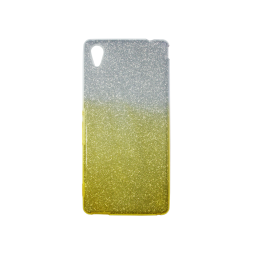Sony Xperia M4 Aqua - Gumiran ovitek (TPUB) - rumena