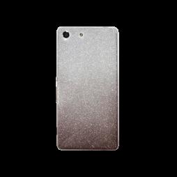 Sony Xperia M5 - Gumiran ovitek (TPUB) - kavna