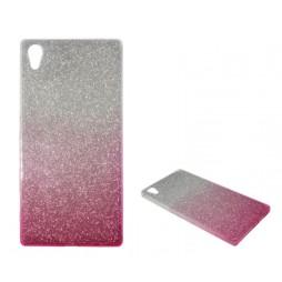 Sony Xperia Z5 - Gumiran ovitek (TPUB) - roza