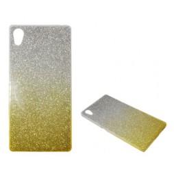 Sony Xperia Z5 - Gumiran ovitek (TPUB) - rumena