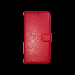 Samsung Galaxy S7 - Preklopna torbica (WLG) - rdeča