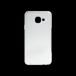 Samsung Galaxy A3 (2016) - Gumiran ovitek (TPUD) - rob bel