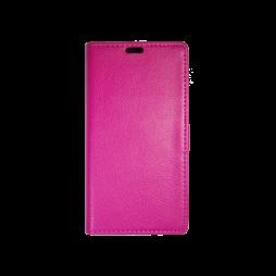 Lenovo A7000 - Preklopna torbica (WL) - roza