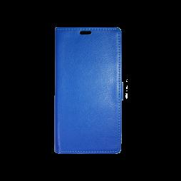 Lenovo Vibe K4 Note - Preklopna torbica (WLG) - modra