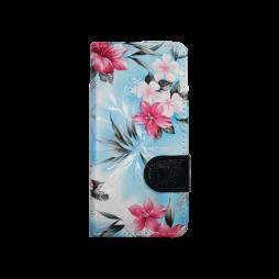 Samsung Galaxy A3 (2016) - Preklopna torbica (64) - modra