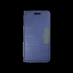 Samsung Galaxy A3 (2016) - Preklopna torbica (47G) - modra