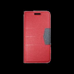 Samsung Galaxy A3 (2016) - Preklopna torbica (47G) - rdeča