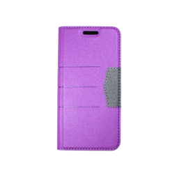 Samsung Galaxy A3 (2016) - Preklopna torbica (47G) - vijolična