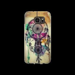 Samsung Galaxy S7 - Gumiran ovitek (TPUP) - Dreamcatcher