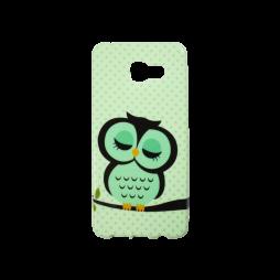 Samsung Galaxy A3 (2016) - Gumiran ovitek (TPUP) - Owl