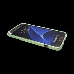 Samsung Galaxy S7 - Gumiran ovitek (TPUP) - Owl