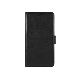 LG K10 - Preklopna torbica (WLG) - črna