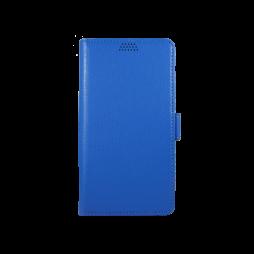 LG K10 - Preklopna torbica (WLG) - modra