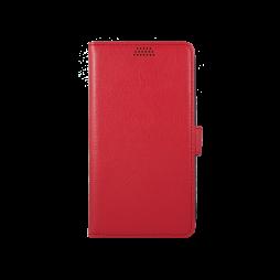 LG K10 - Preklopna torbica (WLG) - rdeča
