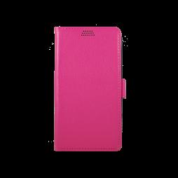 LG K10 - Preklopna torbica (WLG) - roza
