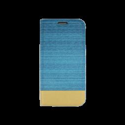 Samsung Galaxy S7 - Preklopna torbica (67G) - svetlo modra
