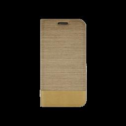 Samsung Galaxy S7 - Preklopna torbica (67G) - svetlo rjava