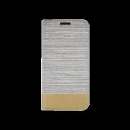 Samsung Galaxy S7 - Preklopna torbica (67G) - bež