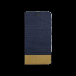 Samsung Galaxy S7 Edge - Preklopna torbica (67G) - temno modra