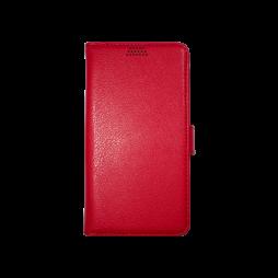 Huawei Y6 - Preklopna torbica (WLG) - rdeča