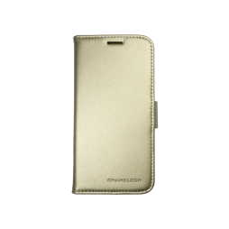 Samsung Galaxy S7 - Preklopna torbica (Book) - zlata