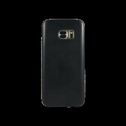 Samsung Galaxy S7 Edge - Okrasni pokrovček (43) - črn